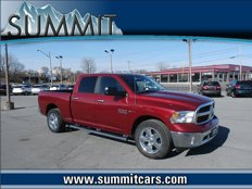 Used 2014 RAM 1500 4x4 Crew Cab for sale in Syracuse, NY 13204
