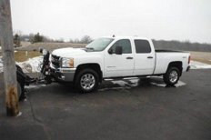 Used 2012 Chevrolet Silverado and other C/K2500 4x4 Crew Cab LT for sale in Bryan, OH 43506