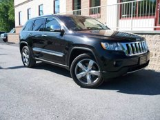 Used 2013 Jeep Grand Cherokee 4WD Overland for sale in Ephrata, PA 17522