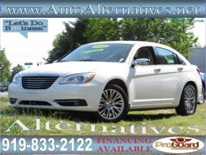 Used 2011 Chrysler 200 Limited for sale in Raleigh, NC 27604