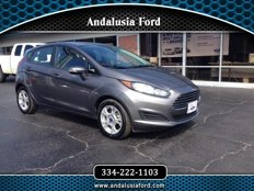 Used 2014 Ford Fiesta SE Hatchback for sale in Andalusia, AL 36420