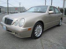 Used 2000 Mercedes-Benz E320 Sedan for sale in Seattle, WA 98107