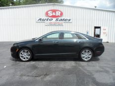 Used 2014 Lincoln MKZ AWD for sale in Shelby, NC 28152