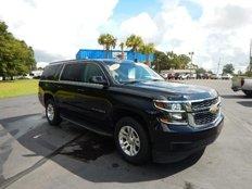 Certified 2015 Chevrolet Suburban 2WD LT for sale in Milton, FL 32583