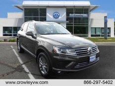 New 2016 Volkswagen Touareg TDI Lux for sale in Plainville, CT 06062