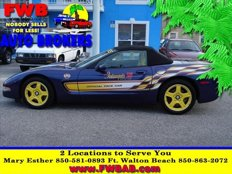 Used 1998 Chevrolet Corvette Convertible for sale in Mary Esther, FL 32569