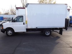 Used 2011 Chevrolet Express 3500 for sale in Fort Wayne, IN 46803