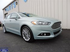 Used 2013 Ford Fusion Hybrid SE for sale in Prattville, AL 36066