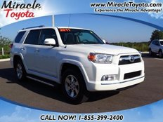 Used 2011 Toyota 4Runner SR5 for sale in Winter Haven, FL 33881