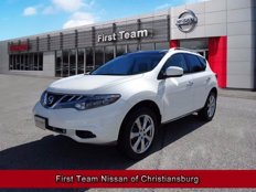 Used 2012 Nissan Murano LE for sale in Christiansburg, VA 24073