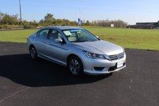 Used 2013 Honda Accord LX Sedan for sale in Richmond, KY 40475