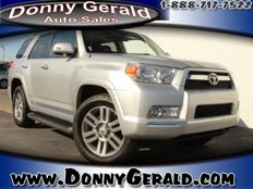 Used 2010 Toyota 4Runner Limited for sale in Marion, SC 29571