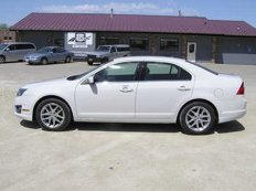 Used 2012 Ford Fusion SEL V6 for sale in Zumbrota, MN 55992