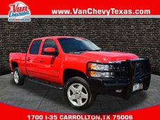 Used 2014 Chevrolet Silverado and other C/K2500 4x4 Crew Cab LTZ for sale in Carrollton, TX 75006