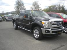 Used 2013 Ford F350 4x4 Crew Cab Super Duty for sale in North Norwich, NY 13814
