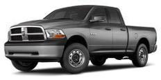 Used 2011 RAM 1500 4x4 Quad Cab for sale in MORRISTOWN, TN 37813