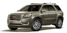 Certified 2014 GMC Acadia AWD Denali for sale in Stevens Point, WI 54481