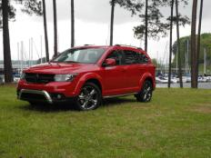 Used 2015 Dodge Journey 2WD Crossroad for sale in Albuquerque, NM 87110