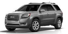 Used 2015 GMC Acadia AWD SLT for sale in Taylorville, IL 62568