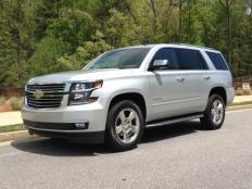 Certified 2015 Chevrolet Tahoe 4WD LTZ for sale in Greensboro, NC 27405