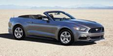 Certified 2015 Ford Mustang Convertible for sale in Springfield, MO 65804