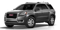 Certified 2015 GMC Acadia 2WD SLE for sale in Roswell, NM 88201