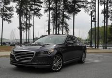 New 2015 Hyundai Genesis for sale in Folsom, CA 95630