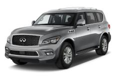 New 2017 INFINITI QX80 for sale in Greensboro, NC 27407