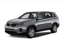 Certified 2014 Kia Sorento LX for sale in Fairfield, CA 94534
