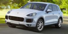 New 2015 Porsche Cayenne Turbo for sale in Kingsport, TN 37662