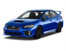 New 2016 Subaru WRX STI Limited for sale in Findlay, OH 45840