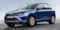 New 2016 Volkswagen Touareg for sale in Georgetown, TX 78626
