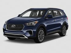 New 2017 Hyundai Santa Fe AWD for sale in West Chester, PA 19382