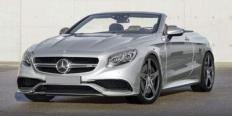 New 2017 Mercedes-Benz S 63 AMG 4MATIC Cabriolet for sale in Salt Lake City, UT 84111