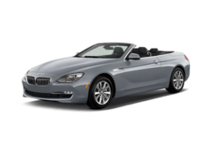 Certified 2014 BMW 640i xDrive Convertible for sale in NEW YORK, NY 10019