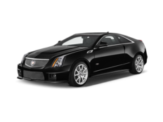 Used 2012 Cadillac CTS V Coupe for sale in Bellefontaine, OH 43311