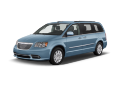 Used 2014 Chrysler Town & Country Touring-L for sale in Richland, WA 99352