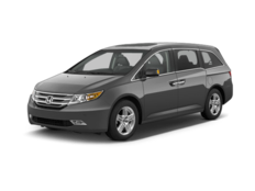 Certified 2013 Honda Odyssey Touring for sale in San Leandro, CA 94577