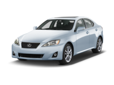 Used 2012 Lexus IS 250 for sale in Corinth, MS 38834