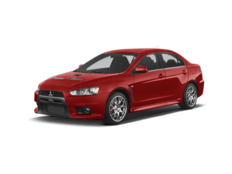 New 2015 Mitsubishi Lancer Evolution for sale in West Springfield, MA 01089