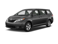 New 2015 Toyota Sienna for sale in Hamburg, PA 19526
