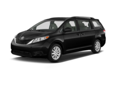 Certified 2015 Toyota Sienna LE for sale in Lake Charles, LA 70605