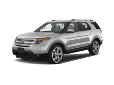 Certified 2012 Ford Explorer 4WD Limited for sale in Elizabethton, TN 37601