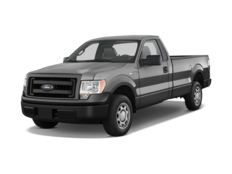 Certified 2014 Ford F150 2WD Regular Cab for sale in Decatur, AL 35603