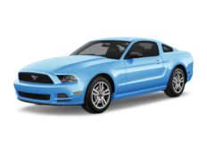 Certified 2014 Ford Mustang Coupe for sale in Clinton, TN 37716