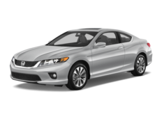 Certified 2014 Honda Accord EX Coupe for sale in Harrisonburg, VA 22801