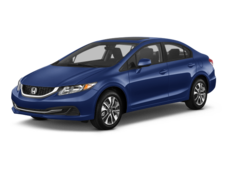 Certified 2013 Honda Civic EX Sedan for sale in Selma, AL 36703