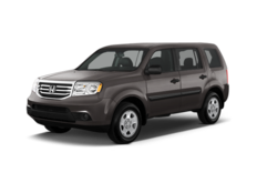 Certified 2013 Honda Pilot 4WD LX for sale in North Olmsted, OH 44070