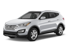 New 2014 Hyundai Santa Fe AWD Sport 2.0T for sale in MOLINE, IL 61265