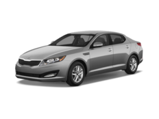 Certified 2013 Kia Optima LX for sale in New Bern, NC 28564